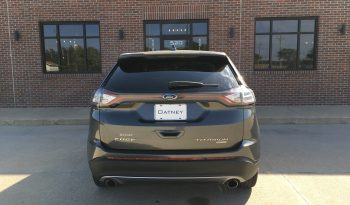 2015 Ford Edge Titanium full